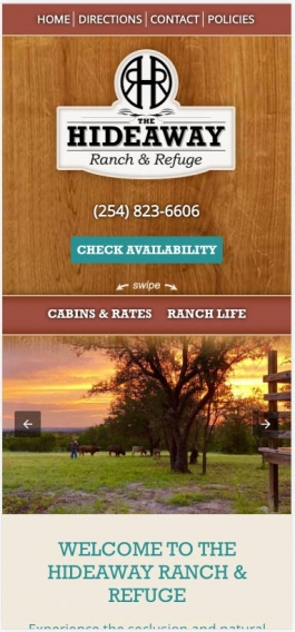 Hideaway Ranch Mobile