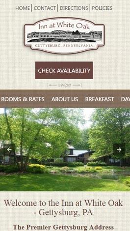 AMP Mobile Website