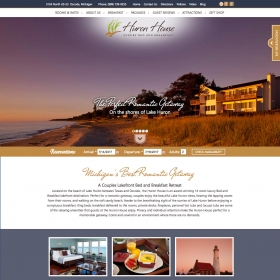 Custom Bed And Breakfast Web Design Innkeepers Advantage